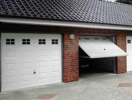 Up and Over Door Garage Door