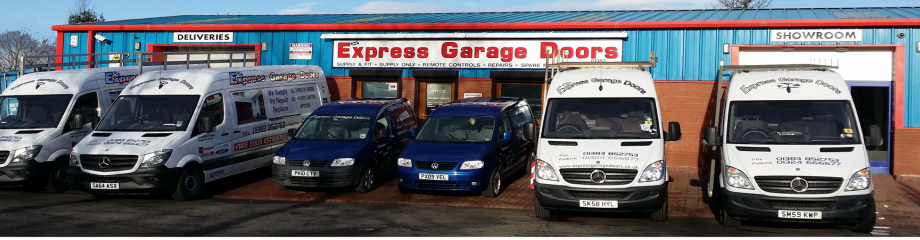 Garage Door Specialists, Edinburgh, Falkirk, Stirling