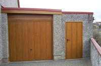 Matching Side Doors