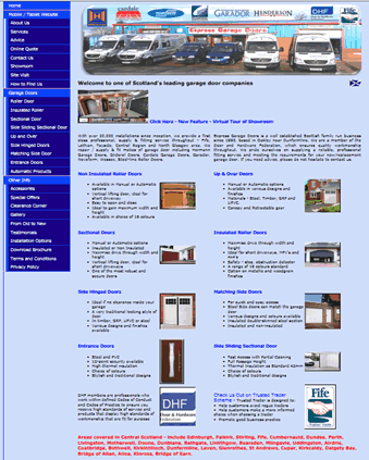 click to link to main web site