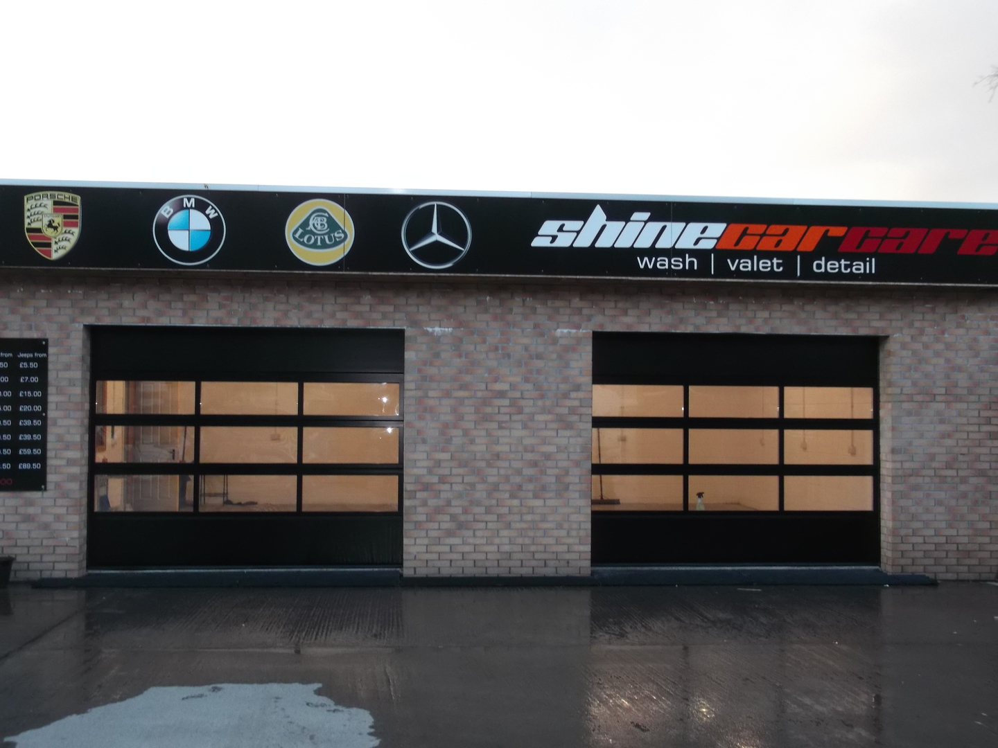 Garage Door Specialists Edinburgh Falkirk Stirling